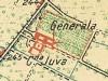Cascina Generala. Istituto Geografico Militare, Pianta di Torino e dintorni, 1911. © Archivio Storico della Città di Torino