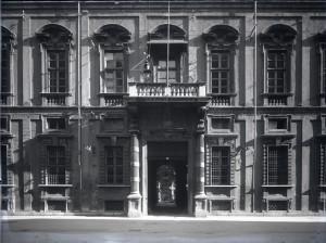 Palazzo Graneri della Roccia, facciata. © Fondazione Torino Musei - Archivio fotografico.