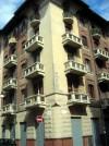 Angolo fra le vie San Domenico e dei Quartieri. Fotografia di Silvia Bertelli