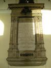 Lapide dedicata a Federico Sclopis dal Consiglio Provinciale. Fotografia di Elena Francisetti, 2010. © MuseoTorino