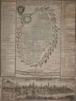 Nuova pianta della Reale Città di Torino, 1751