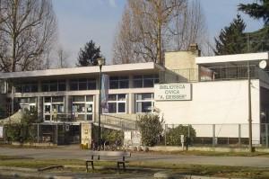 Biblioteca civica Alberto Geisser