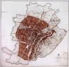 Piano Regolatore Generale del 1920, con le varianti approvate nel 1925.Archivio Storico della Città di Torino, Tipi e disegni.© Archivio Storico della Città di Torino