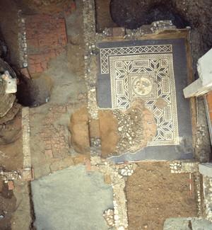 Mosaici e pavimentazioni