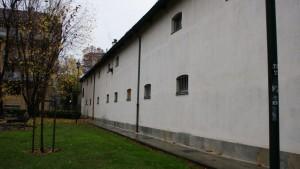 Manica meridionale della cascina di villa Sartirana detta