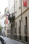 Palazzo Mazzonis, sede del MAO. Fotografia di Edoardo Vigo, 2012