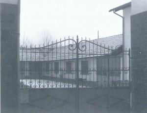 Foto storica della cascina Spinetta.© EUT 6.
