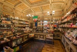 Confetteria Avvignano, interno, 2016 © Archivio Storico della Città di Torino