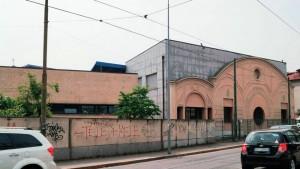 Ex Giuoco Boccie, Bocciodromo Fortino. Fotografia di Luca Davico, 2015 in www.immaginidelcambiamento.it