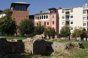 Veduta di casa del Pingone. Fotografia di Paolo Gonella, 2010. © MuseoTorino.