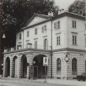 Ufficio daziario della Barriera di Piacenza, ora Ufficio dei Vigili Urbani