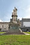 Giovanni Duprè, Monumento a Camillo Benso Conte di Cavour, 1865-1873. Fotografia di Mattia Boero, 2010. © MuseoTorino.