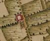 Cascina Piscina, già Marchesa. Carta Topografica della Caccia, 1760-1766. © Archivio di Stato di Torino.