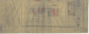 Bombardamenti aerei. Censimento edifici danneggiati o distrutti. ASCT Fondo danni di guerra inv. 2354 cart. 46 fasc. 19 seconda parte. © Archivio Storico della Città di Torino