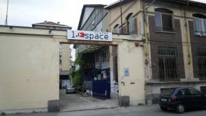 L'Espace, ex Stabilimento Cinematografico Ambrosio