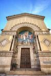 La chiesa della Madonna degli Angeli (facciata). Fotografia di Mattia Boero, 2010. © MuseoTorino.