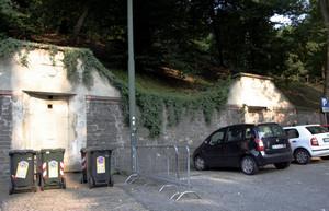 "Rifugio antiaereo al Parco ""Giacomo Leopardi"""