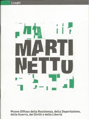 Martinetto. Copertina