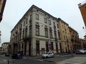Palazzo Durio, già Cacherano di Mombello