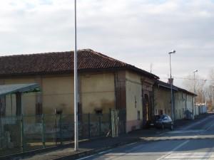 Cascina Perrone, il Cascinotto. Fotografia di Emanuela Lavezzo, 2008.