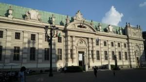 Biblioteca Nazionale Universitaria