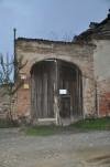 Particolare dell'ingresso della cascina Pellerina. Fotografia di Ilenia Zappavigna, 2012.