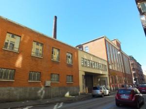 Uffici Aste Giudiziarie, già stabilimento Birrificio Bosio & Caratsch