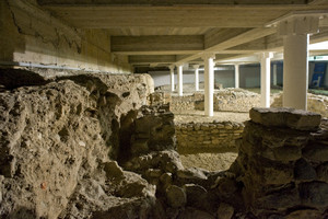 Complesso edilizio dell'ex caserma dei Vigili del Fuoco