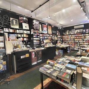 Libreria Internazionale Luxemburg, interno. © Libreria Internazionale Luxemburg