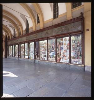 Ex Paissa, emporio drogheria, esterno, 1998 © Regione Piemonte