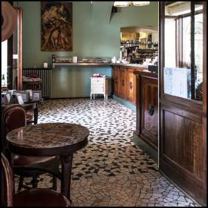 Caffè Elena, interno, 2016 © Archivio Storico della Città di Torino
