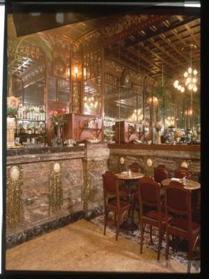 Caffè Mulassano, interno, 1998 © Regione Piemonte