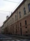 Convento di Santa Croce. Scorcio da via Accademia Albertina. Fotografia di Silvia Bertelli