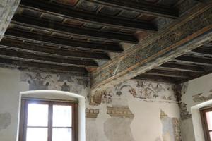 Interno di casa del Pingone. Fotografia di Paolo Gonella, 2010. © MuseoTorino.