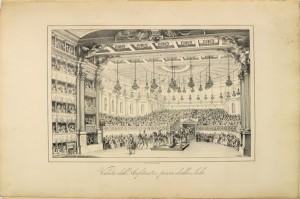 Il Teatro per la capitale del Regno