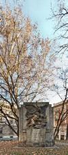 Monumento al centenario dei Bersaglieri. Fotografia di Mattia Boero, 2010. © MuseoTorino