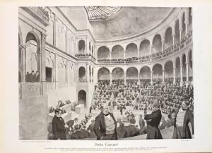 L unificazione italiana museotorino for Storia del parlamento italiano