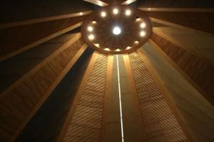 Volta della Chiesa del Santo Volto. Fotografia di Gianluca Platania, 2006. © Città di Torino