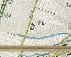 Cascina Leonarda. Antonio Rabbini , Topografia della Città e Territorio di Torino, 1840. © Archivio Storico della Città di Torino