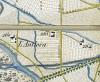 Cascina Barberina. Antonio Rabbini, Topografia della Città e Territorio di Torino, 1840, © Archivio Storico della Città di Torino