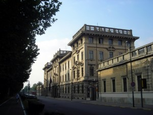 Caserma Cavour