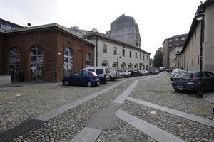 Canale dei Molassi (già canale del Balon). Fotografia di Paolo Gonella, 2010. © MuseoTorino