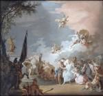 Giovanni Battista Crosato (Venezia 1697 circa - 1758)