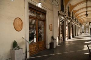 Gerla confetteria, esterno, 2017 © Archivio Storico della Città di Torino