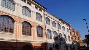 Uffici residenze e polo commerciale, ex stabilimento Paracchi. Fotografia di Francesca Talamini, 2015 © Archivio storico della Città di Torino