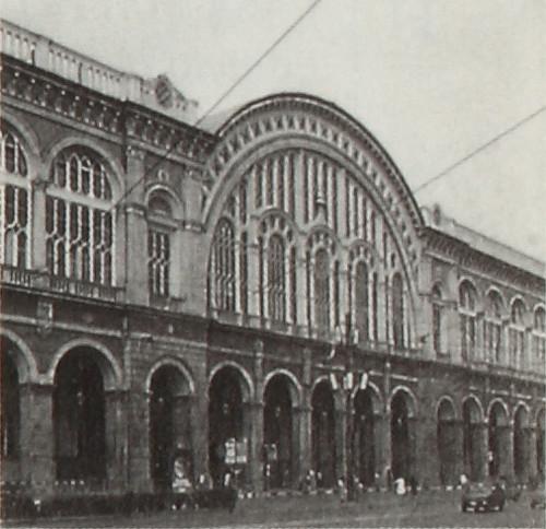 Stazione f s di torino porta nuova museotorino - Torino porta nuova stazione ...