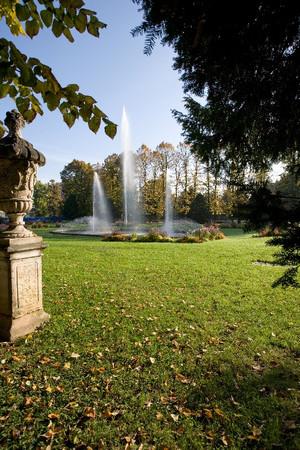Le fontane del parco della Tesoriera. Fotografia di Roberto Goffi, 2010. © MuseoTorino