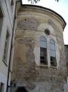 Particolare della finestra. Collezione privata Toppino.