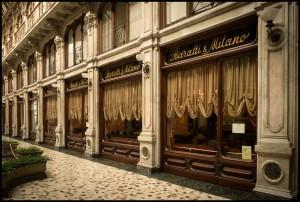 Baratti & Milano, esterno dalla Galleria Subalpina, 2016, ©Archivio Storico della Città