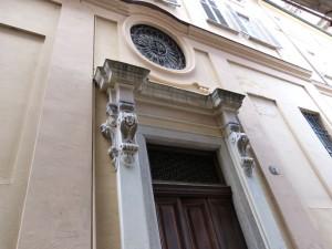 Casa parrocchiale Santissimi Martiri